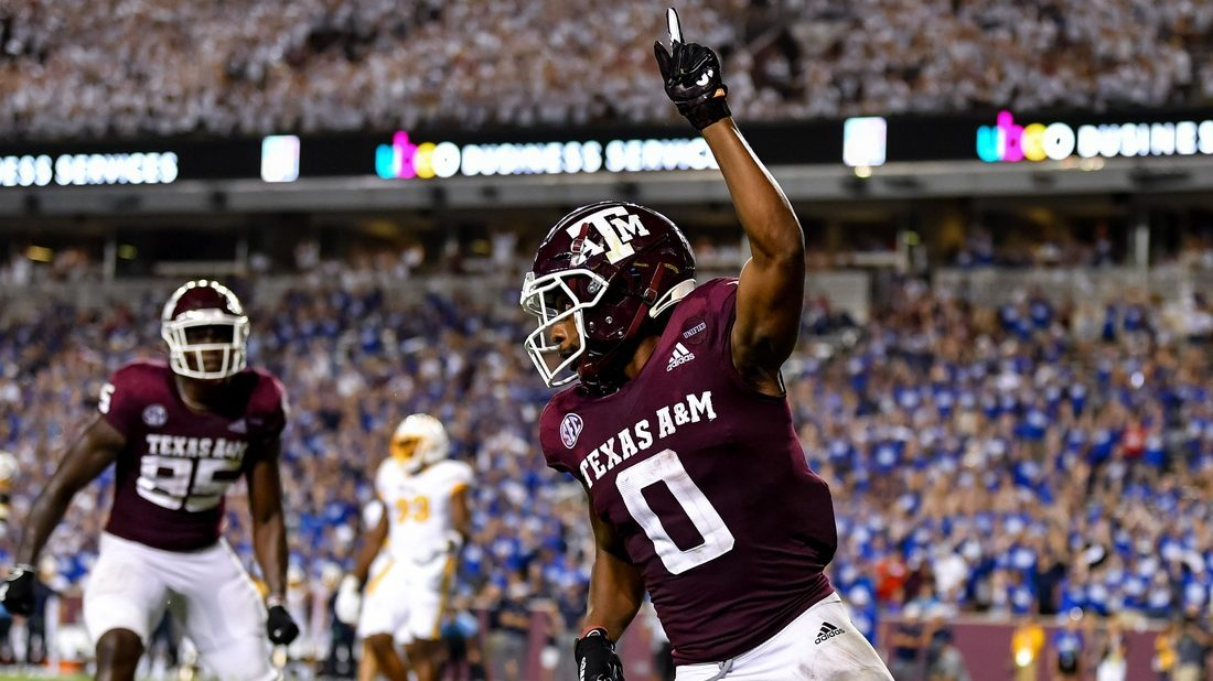 Previewing #7 Texas A&M-#16 Arkansas with TexAgs