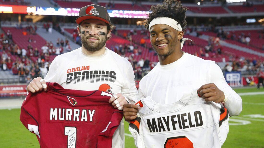 Kyler Murray leads unbeaten Arizona in reunion with Baker Mayfield, Browns