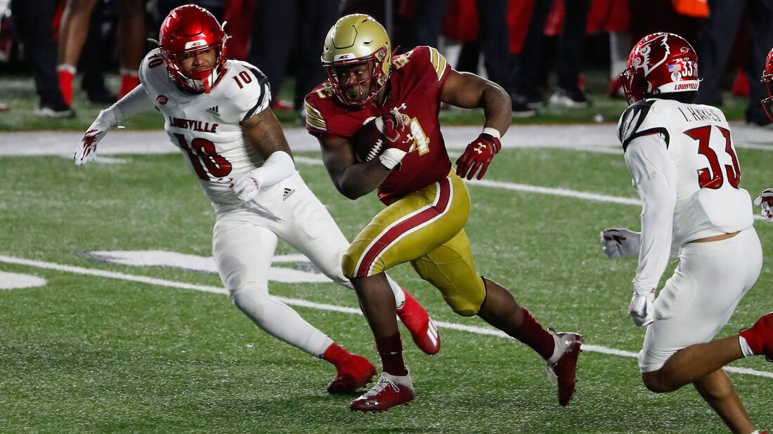#22 NC State, Boston College face off rested after byes